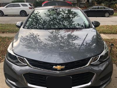 2018 Chevrolet Cruze lease in Cleveland,OH - Swapalease.com