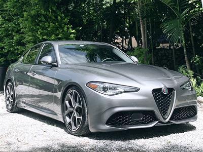 2019 Alfa Romeo Giulia lease in Coral Gables,FL - Swapalease.com