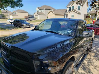 2017 Ram 1500 lease in Fort Worth,TX - Swapalease.com