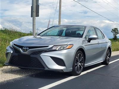 2019 Toyota Camry lease in FOND DU LAC,WI - Swapalease.com