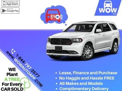 2020 Dodge Durango lease in NATIONWIDE,MI - Swapalease.com