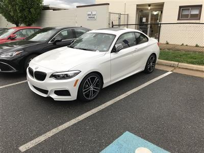 2018 BMW 2 Series lease in Vienna,VA - Swapalease.com
