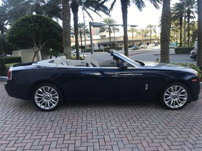 2019 Rolls-Royce Dawn lease in Miami Beach,FL - Swapalease.com