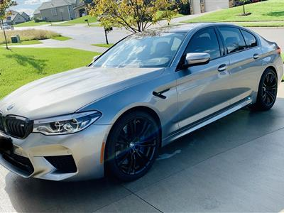 2018 BMW M5 lease in Columbia,MO - Swapalease.com