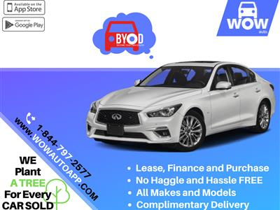 2020 Infiniti Q50 lease in NATIONWIDE,MI - Swapalease.com