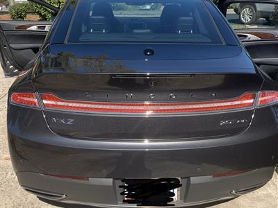 2019 Lincoln MKZ lease in Cincinnati,OH - Swapalease.com