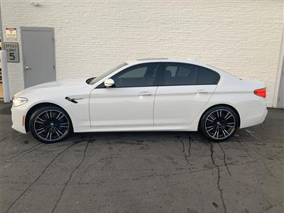 2018 BMW M5 lease in South Windsor,CT - Swapalease.com