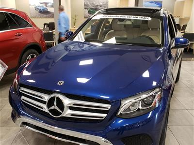 2018 Mercedes-Benz GLC-Class lease in FAIRFIELD,CT - Swapalease.com
