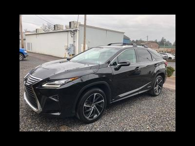 2019 Lexus RX 450h lease in Lewisburg,PA - Swapalease.com