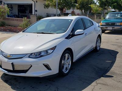 2018 Chevrolet Volt lease in Torrance,CA - Swapalease.com