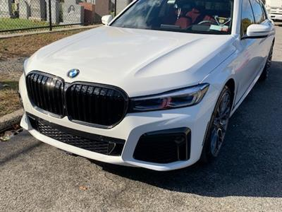 2020 BMW 7 Series lease in New York,NY - Swapalease.com