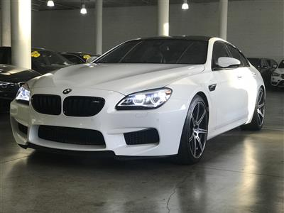 2018 BMW M6 lease in glendale,CA - Swapalease.com