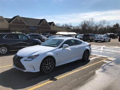 2018 Lexus RC 300 F Sport lease in West Long lake,MI - Swapalease.com