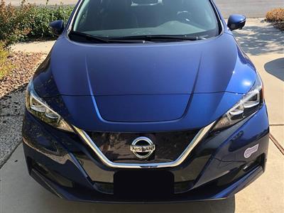 2019 Nissan LEAF lease in San Jose ,CA - Swapalease.com