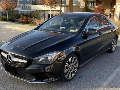 2018 Mercedes-Benz CLA Coupe lease in Linthicum Heights,MD - Swapalease.com