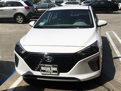 2017 Hyundai Ioniq Hybrid lease in Los Angeles,CA - Swapalease.com