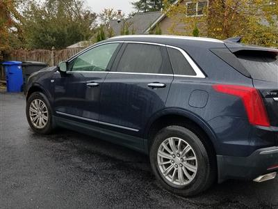 2017 Cadillac XT5 lease in toms river,NJ - Swapalease.com