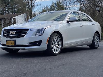 2018 Cadillac ATS lease in Dix Hills,NY - Swapalease.com