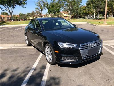 2019 Audi A4 lease in Irvine,CA - Swapalease.com