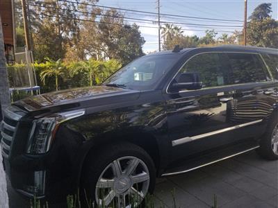 2018 Cadillac Escalade lease in Valley Village,CA - Swapalease.com