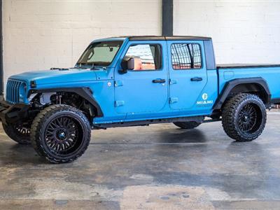 2020 Jeep Gladiator lease in Hialeah,FL - Swapalease.com