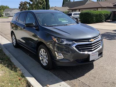 2018 Chevrolet Equinox lease in Cerritos,CA - Swapalease.com