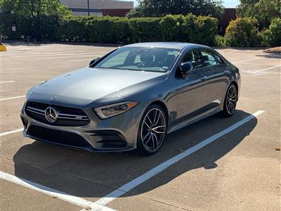 2019 Mercedes-Benz CLS Coupe lease in Dallas,TX - Swapalease.com