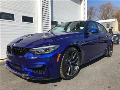 2018 BMW M3 CS lease in Dover,MA - Swapalease.com