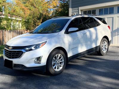 2019 Chevrolet Equinox lease in Vienna,VA - Swapalease.com