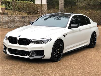 2018 BMW M5 lease in Meridian,MS - Swapalease.com