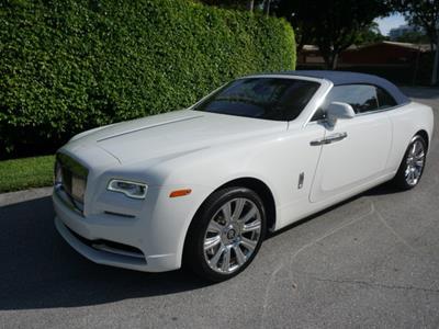 2018 Rolls-Royce Dawn lease in Fort Lauderdale,FL - Swapalease.com