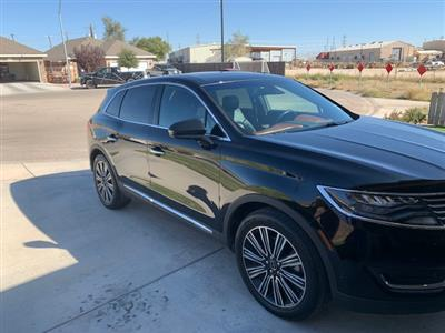 2017 Lincoln MKX lease in ODESSA,TX - Swapalease.com