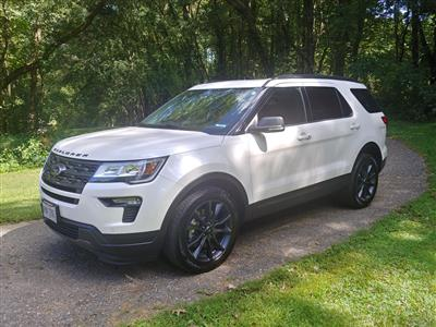 2018 Ford Explorer lease in Clinton,OH - Swapalease.com