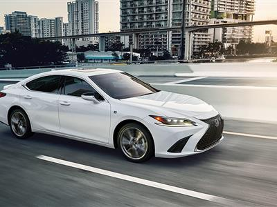 2019 Lexus ES 350 F Sport lease in Seattle,WA - Swapalease.com