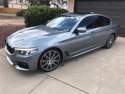 2018 BMW 5 Series lease in Albuquerque,NM - Swapalease.com
