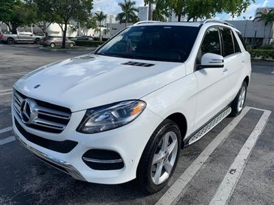 2018 Mercedes-Benz GLE-Class lease in Weston,FL - Swapalease.com