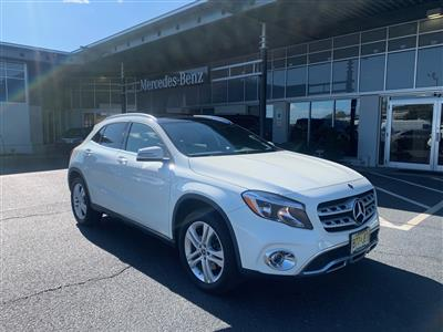 2018 Mercedes-Benz GLA SUV lease in Forked River,NJ - Swapalease.com