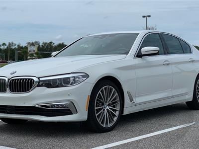 2018 BMW 5 Series lease in Jacksonville,FL - Swapalease.com