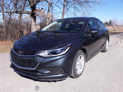 2018 Chevrolet Cruze lease in Ann Arbor,MI - Swapalease.com
