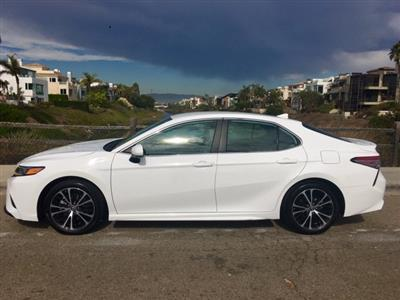 2019 Toyota Camry lease in Santa Monica,CA - Swapalease.com