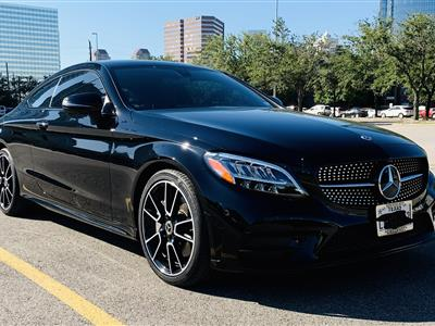2019 Mercedes-Benz C-Class lease in Houston,TX - Swapalease.com