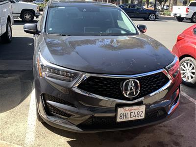 2019 Acura RDX lease in Orange,CA - Swapalease.com