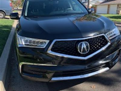 2017 Acura MDX lease in ORANGE,CA - Swapalease.com