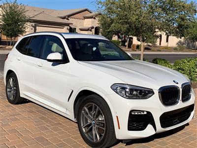 2018 BMW X3 lease in Gilbert,AZ - Swapalease.com