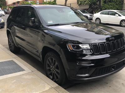 2018 Jeep Grand Cherokee lease in San Fransisco,CA - Swapalease.com