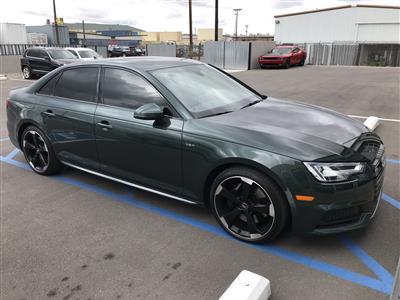 2018 Audi S4 lease in ALBUQUERQUE,NM - Swapalease.com