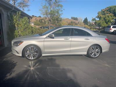 2018 Mercedes-Benz CLA Coupe lease in Rafael,CA - Swapalease.com