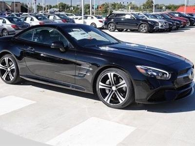 2017 Mercedes-Benz SL Roadster lease in PARADISE VALLEY,AZ - Swapalease.com