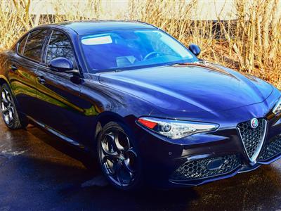2017 Alfa Romeo Giulia lease in St. Louis,MO - Swapalease.com