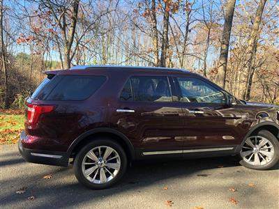 2018 Ford Explorer lease in Watertown,CT - Swapalease.com